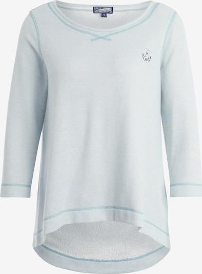 DREIMASTER Pullover in azur, Produktansicht