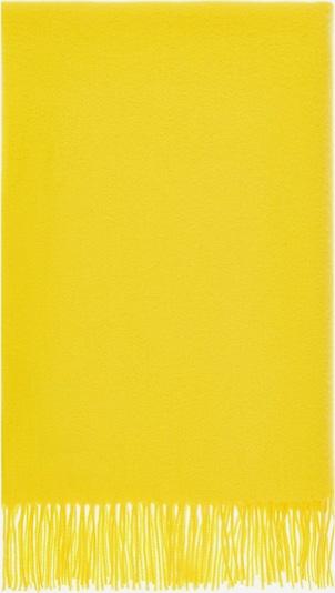 J.Lindeberg Sjaal in de kleur Geel, Productweergave