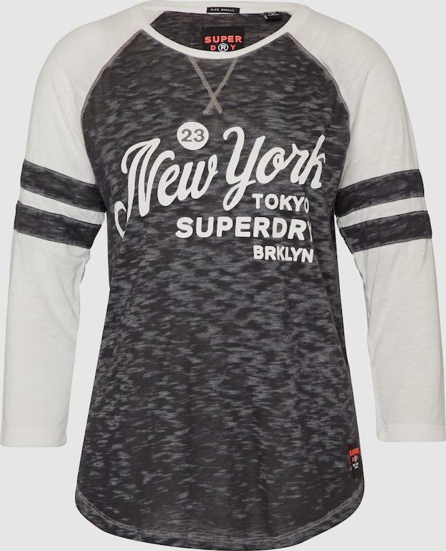 Superdry Shirt 'BROOKLYN BASEBALL'