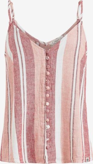 khujo Top ' NESRIN ' in pink / rosa, Produktansicht