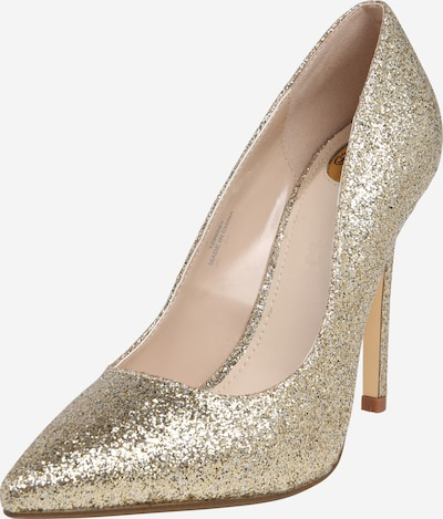 BUFFALO Pumps 'AMICA' in gold, Produktansicht