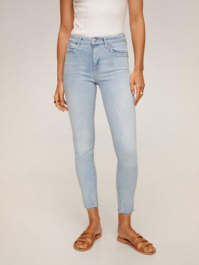 MANGO Jeans in blau, Modelansicht