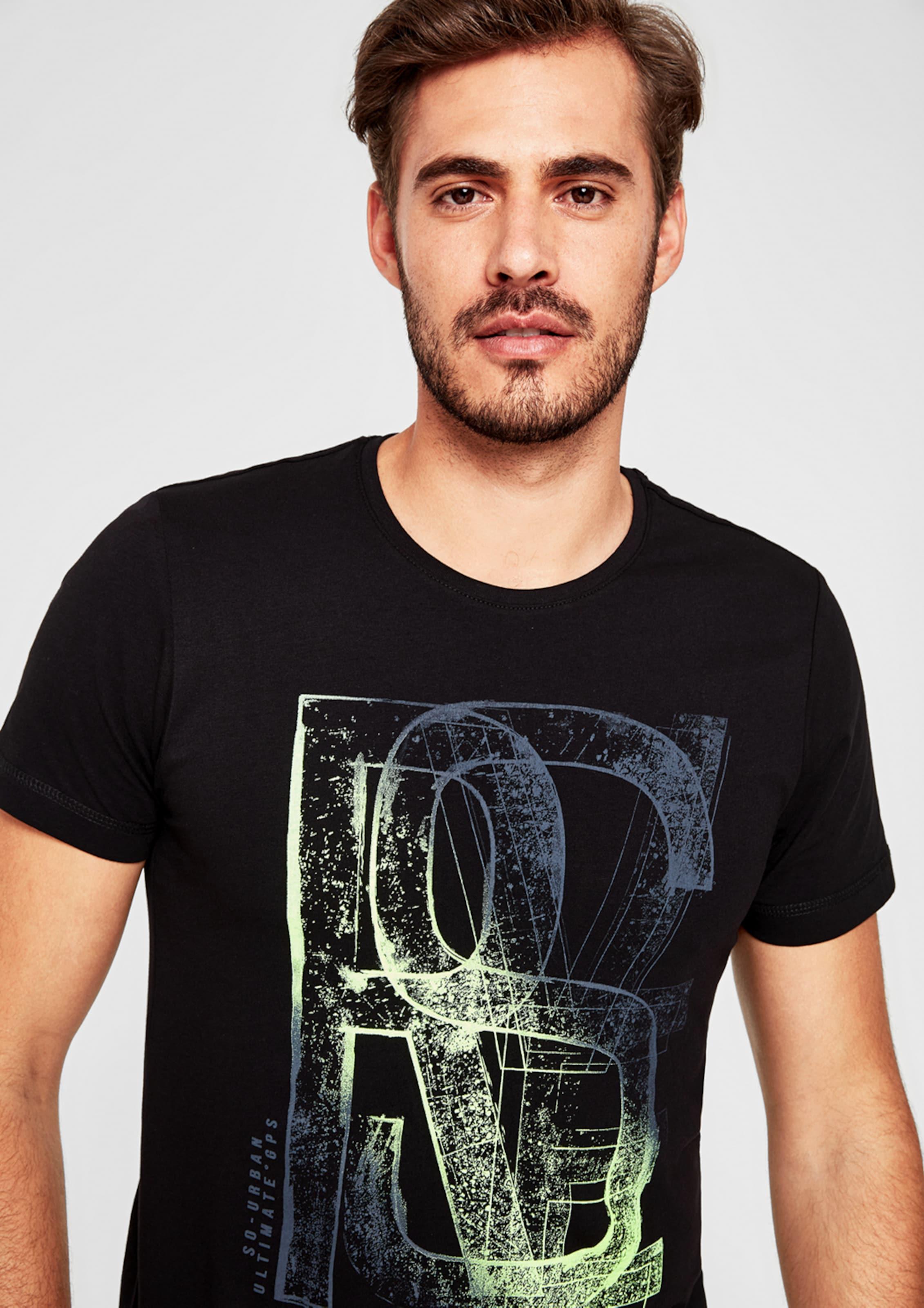 T Schwarz oliver shirt In HimmelblauHellgrün S wXn0P8kO