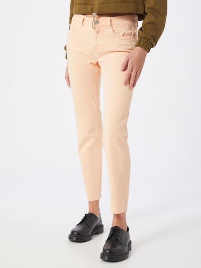 TOM TAILOR Jeans 'Alexa' in de kleur Perzik, Modelweergave