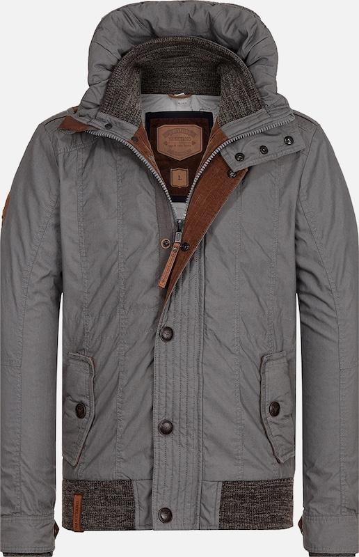 naketano Male Jacket 'Knecht Schluckspecht'