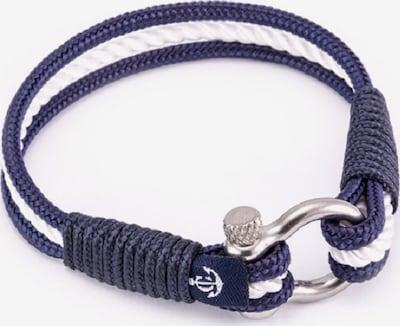 Constantin Nautics Armband in blau / weiß, Produktansicht