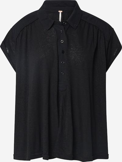 Free People Shirt in schwarz, Produktansicht