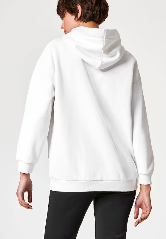 HALLHUBER Statement-Sweatshirt mit Pailletten