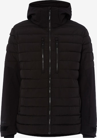O'NEILL Athletic Jacket 'Igneous' in Black