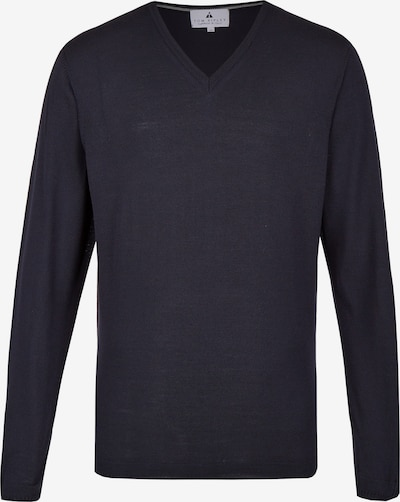 Tom Ripley Pullover in marine: Frontalansicht