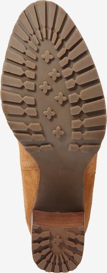 ABOUT YOU Chelsea Boots 'Leandra' en cognac: Vue de dessous