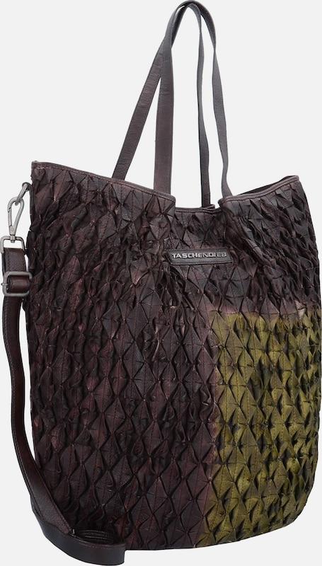 Taschendieb Wien Shopper Tasche Leder 30 cm