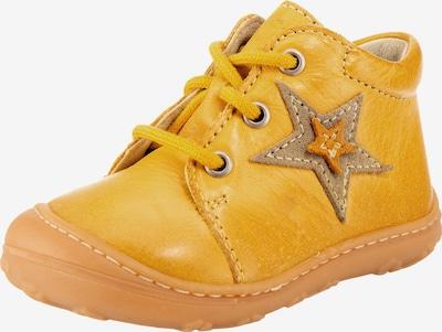 Pepino Lauflernschuh 'ROMY' in gelb, Produktansicht
