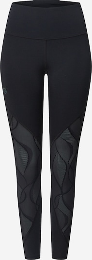 UNDER ARMOUR Tights 'Rush' in schwarz, Produktansicht