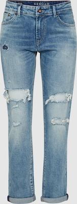 DENHAM Jeans 'MONROE LA' in Blauw denim