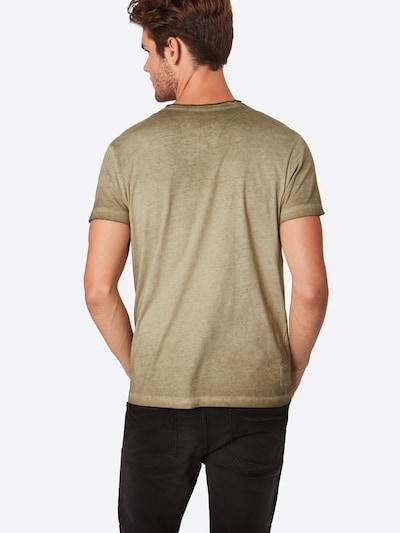 STOCKERPOINT T-Shirt 'Monty' in sand / mischfarben: Rückansicht