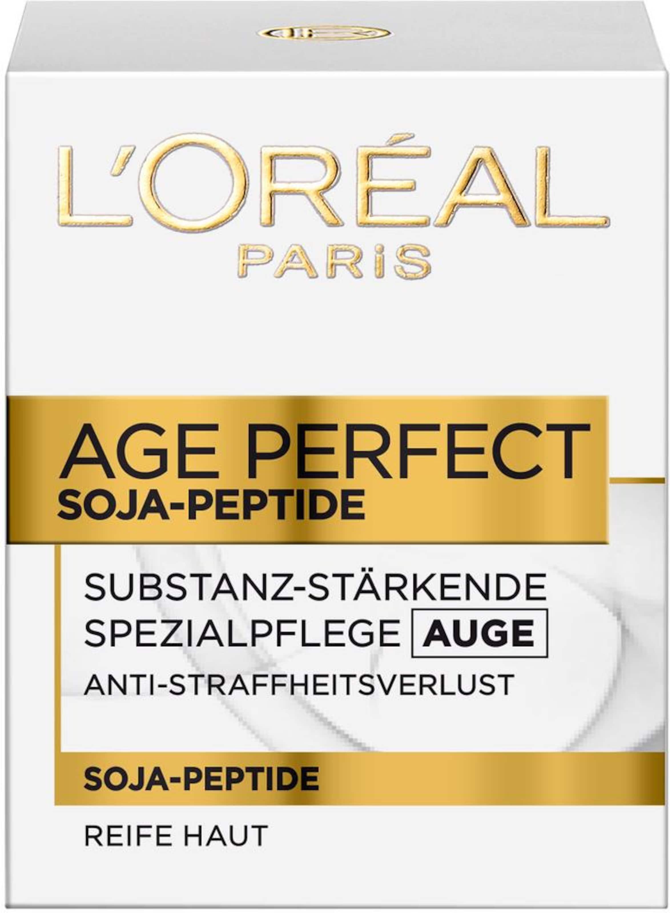 Paris L'Or茅al Augenpflege 'Age Soja Perfect L'Or茅al Paris 'Age Augenpflege' m qUApq