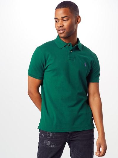 POLO RALPH LAUREN Shirt 'SSKCSLIM1-SHORTSLEEVE-KNIT' in de kleur Groen: Vooraanzicht