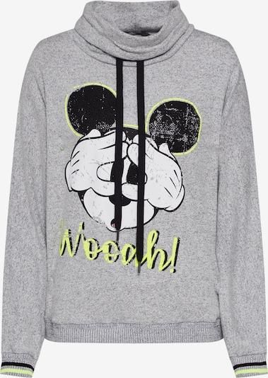 Bluză de molton 'Disney mickey wooah sweater' PRINCESS GOES HOLLYWOOD pe gri, Vizualizare produs