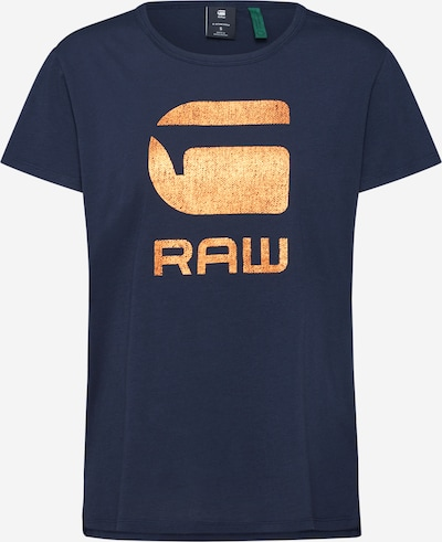 G-Star RAW Shirt 'Graphic 21' in blau, Produktansicht