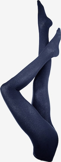 LAVANA Punčocháče - marine modrá / tmavě šedá, Produkt