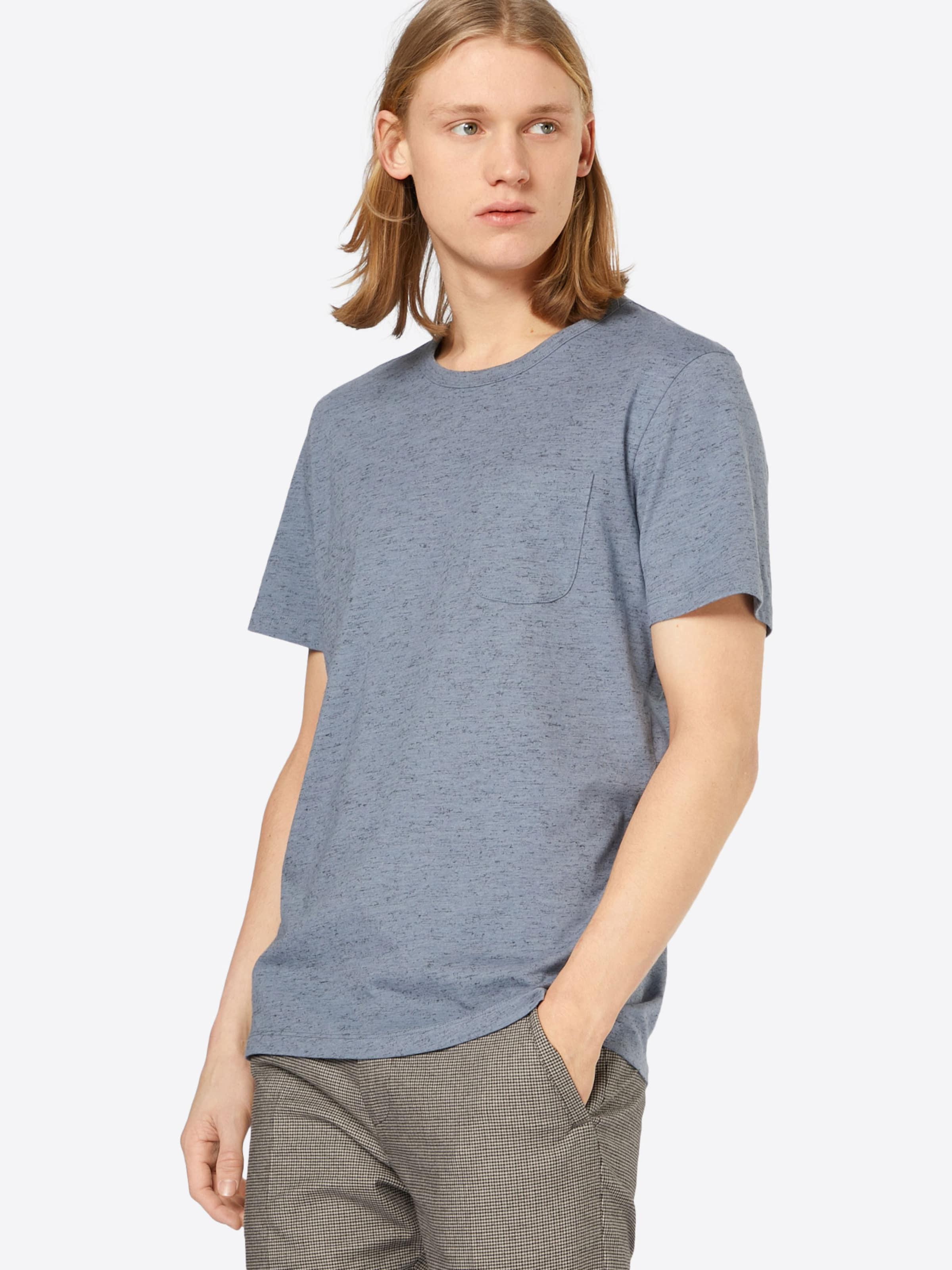 SELECTED HOMME T-Shirt 'SHHMAGNUS' Zum Verkauf Footlocker m6jsMzf