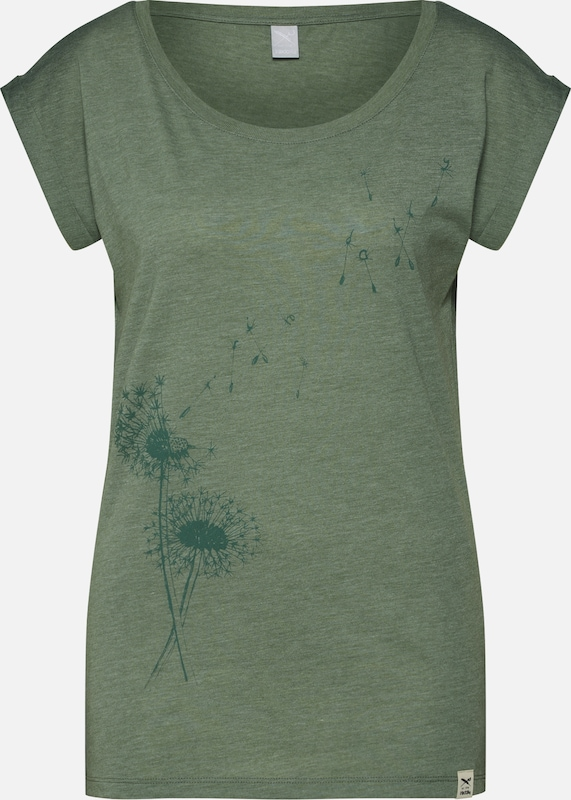 Olive T 'pusteblume' En Iriedaily shirt Pn0k8Ow