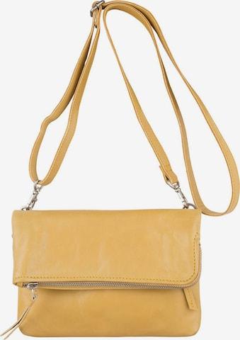 LEGEND Crossbody Bag in Yellow