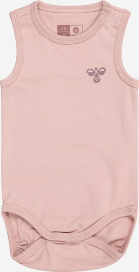 Hummel Rompertje/body 'CHERRY' in de kleur Rosa, Productweergave