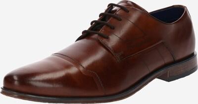 bugatti Buty sznurowane w kolorze brązowym, Podgląd produktu