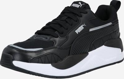 Sneaker low PUMA pe negru / alb, Vizualizare produs