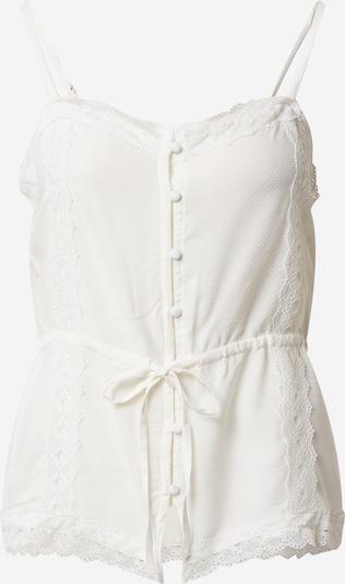 VILA Top 'VISOLIA TOP SINGLET' in weiß, Produktansicht