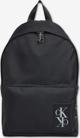Calvin Klein Jeans Batoh - černá / bílá, Produkt