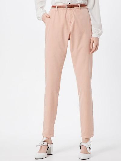 rózsaszín VERO MODA Chino nadrág, Modell nézet
