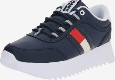 Tommy Jeans Sneaker 'IMOGEN 3C' in navy / rot / weiß, Produktansicht