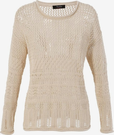 Aniston CASUAL Pullover in creme, Produktansicht