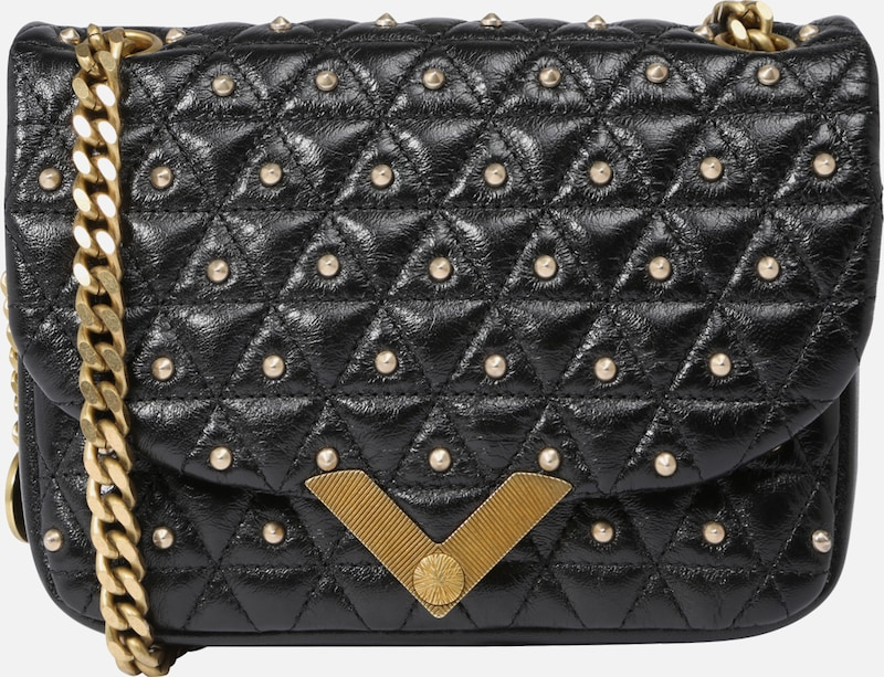 En À Main Noir The Kooples 'stellaIconic Mini' Sacs QCEdWrexBo