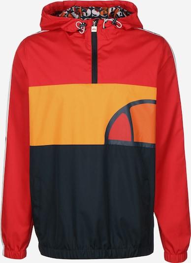 Geacă de primăvară-toamnă 'Agnolo' ELLESSE pe portocaliu / roșu deschis / negru, Vizualizare produs