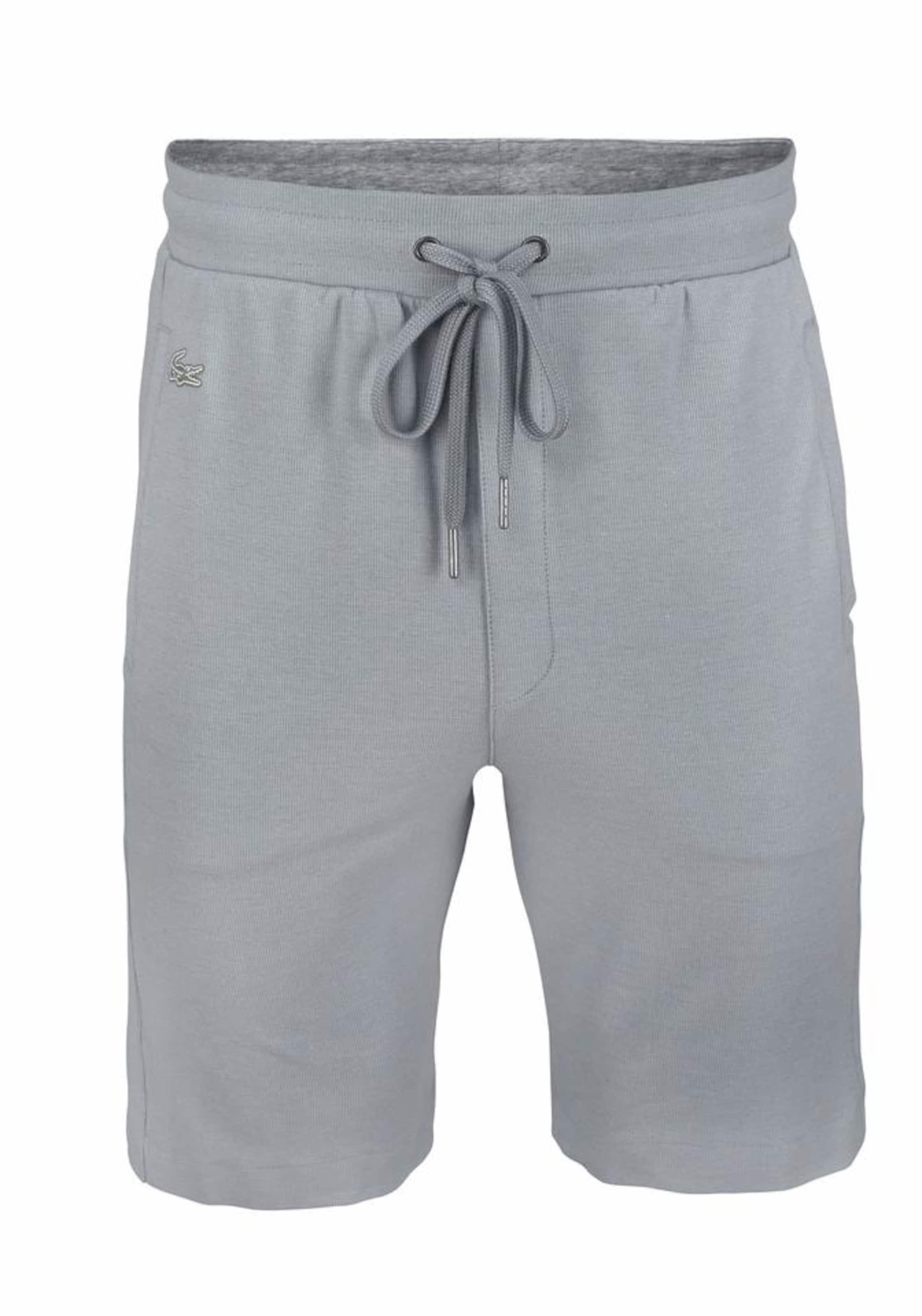 LACOSTE Shorts mit Taschen Mit Visum Günstig Online Bezahlen x8doSl