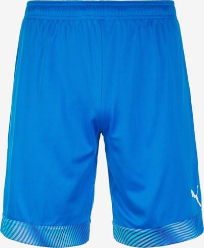 PUMA Shorts 'Cup' in himmelblau, Produktansicht