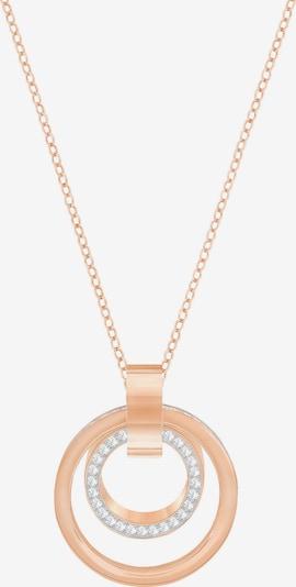 Swarovski Lančić 'Hollow' u rozo zlatna / srebro, Pregled proizvoda