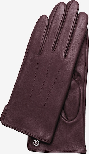 KESSLER Handschuh 'CARLA' in lila / rotviolett, Produktansicht