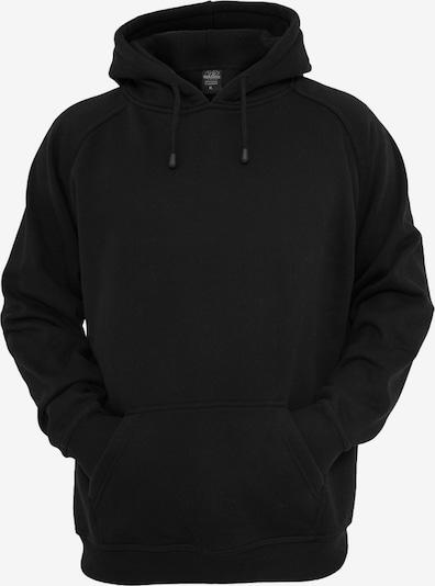 Urban Classics Kapuzenpullover in schwarz, Produktansicht