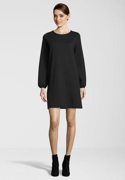 BLAUMAX Kleid 'FRANKA MINI JACQUARD' in grau, Modelansicht