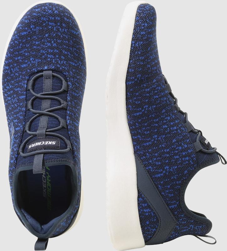 SKECHERS Sneaker mit elastischer Schnürung