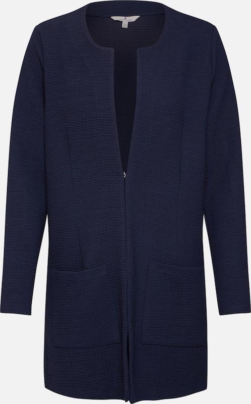 En Foncé Tom Tailor Blazer Bleu nOPw8k0