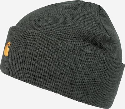 Carhartt WIP Mütze 'Chase Beanie' in dunkelgrün, Produktansicht