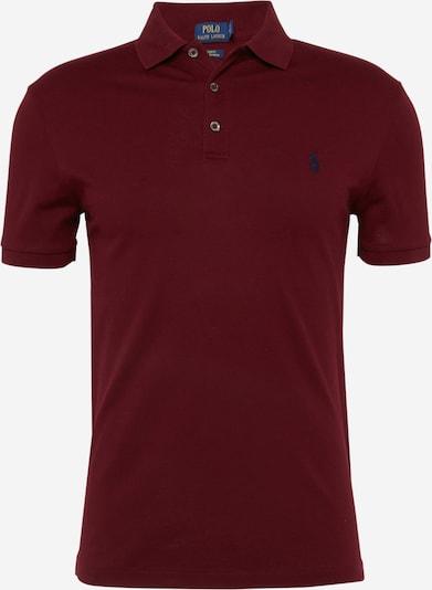 POLO RALPH LAUREN Poloshirt in weinrot, Produktansicht