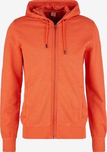s.Oliver Sweatjacke in orange, Produktansicht