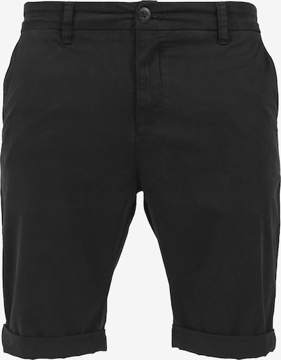 Urban Classics Chino Shorts in schwarz, Produktansicht